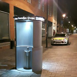 Camden City Council Toilet Project