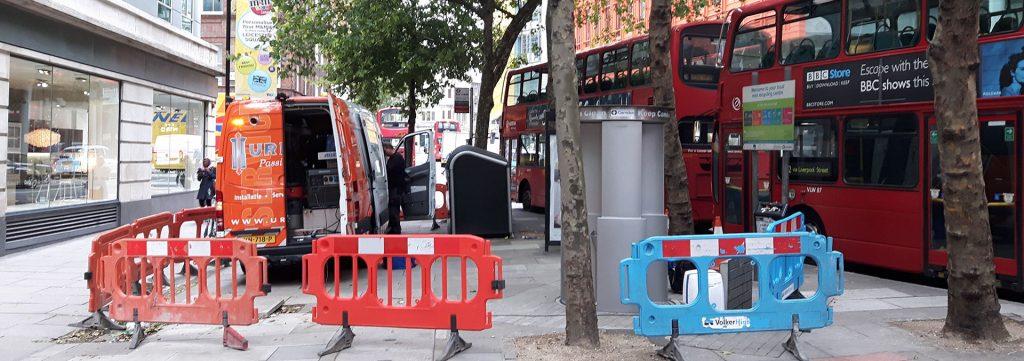 Hi-Tec Council Toilet Project in London