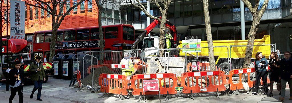 Installing Public Toilets Uk London