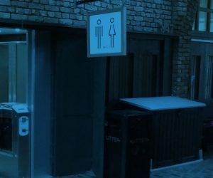 Camden Market Public Toilet Refurbishment and Pay Gates