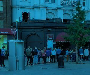 KOKO Nightclub Urilift Installation