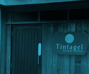 Public Toilet Entry Gates Installation for Tintagel Parish Council
