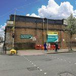 Camden Town Chalk Farm Road Installation
