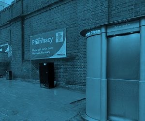Bringing Male & Female Access Modern Toilets to Camden Town