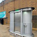 Camden Town Public Toilet Installed