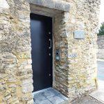 Contactless Payment Public Toilet Doors